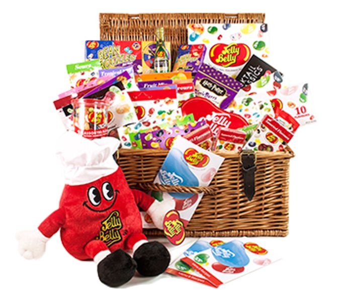 125gm Chirstmas Gift Box Free with over £30 Spend