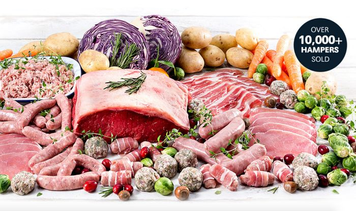 Massive British Beef Hamper - Only £25!