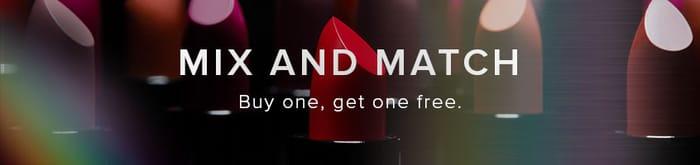 Buy 1 Get 1 Free Anastasia Beverly Hills Lipgloss, Liquid Lipsticks, & Lipsticks