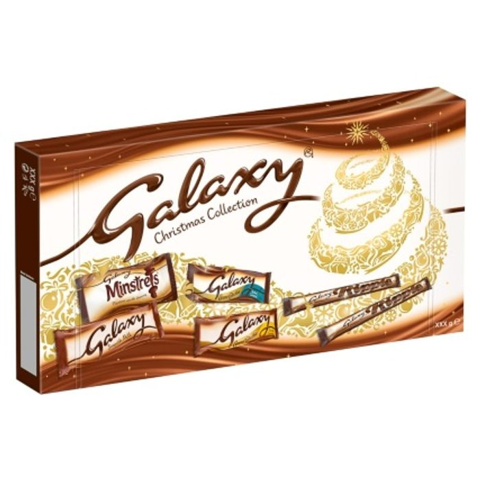 Chocolate Selection Boxes Reduced at B& M from 49p. Check Description for More