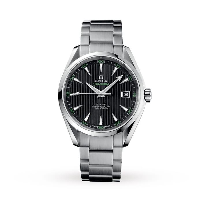 Omega Seamaster Aquaterra Co-Axial Mens Watch