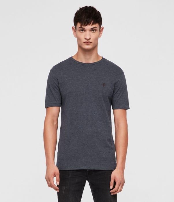 All Saints Brace Tonic Crew T-Shirt