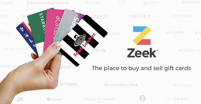 Save on Nintendo, XBOX, Amazon and Many More Gift Cards at Zeek