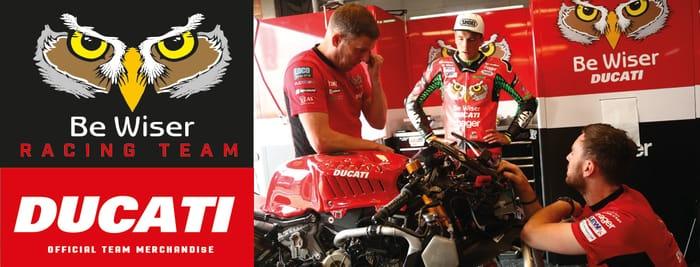 50% off Ducati Bewiser at Clinton Enterprises
