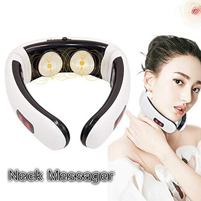 MEGA DEAL! 3D Intelligent Pain Relief Digital Neck & Body Massager