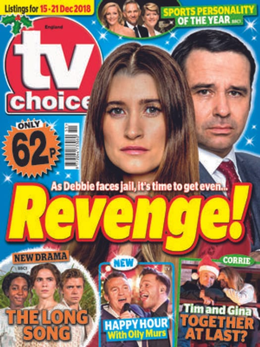 Magazine Competitions - Issue 52 at tvchoicemagazine.co.uk