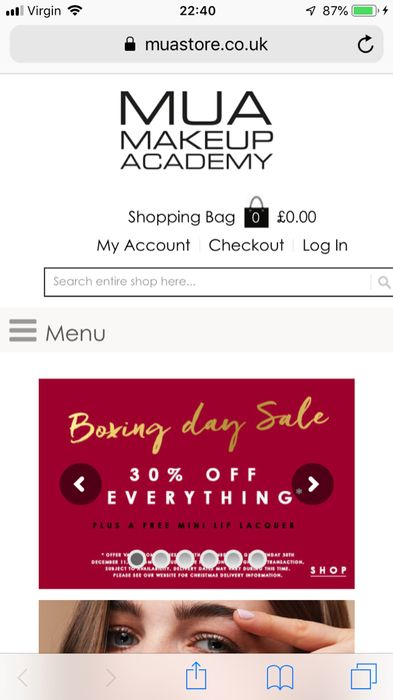 Mua 30% off Everything