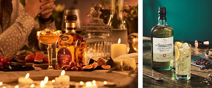 WIN an Evening of Whisky Tasting and Food with Diageo