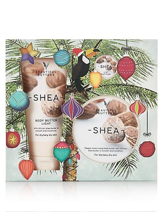 BEAUTIFUL BUTTERS Shea Butter Collection