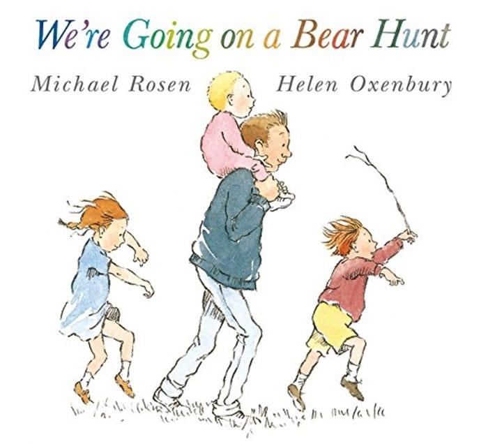We're Going on a Bear Hunt Paperback Michael Rosen