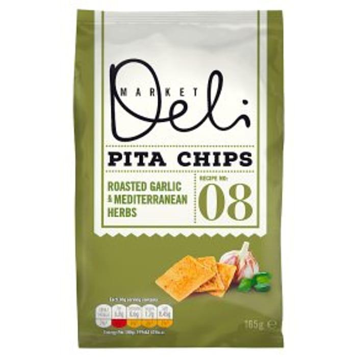 Walkers Deli Pita Chips