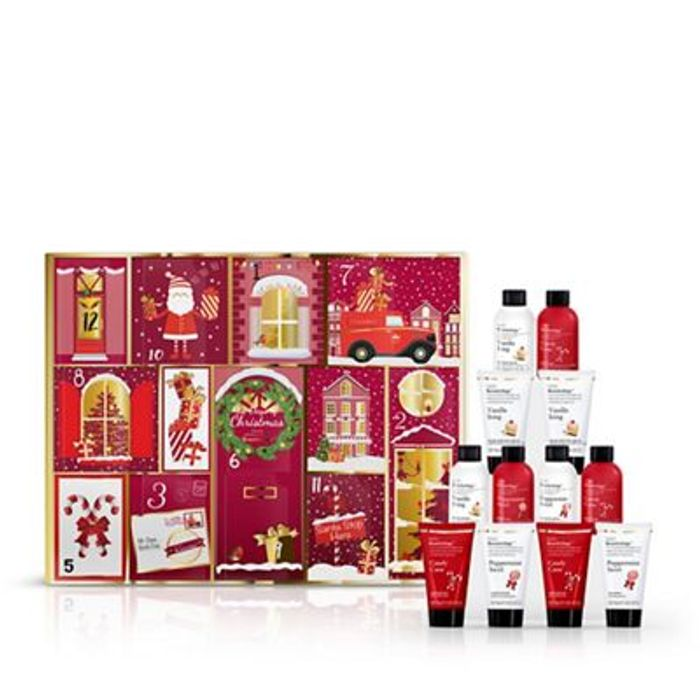 Baylis & Harding - Beauticology Special Delivery Red 12 Day Gift Set
