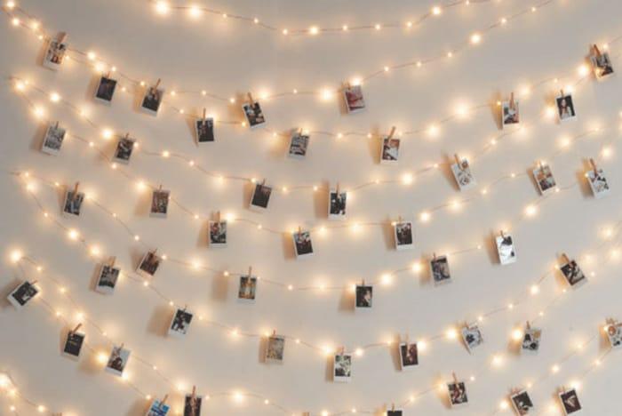 Photo Clip String Lights - 10, 36 or 40 LEDs