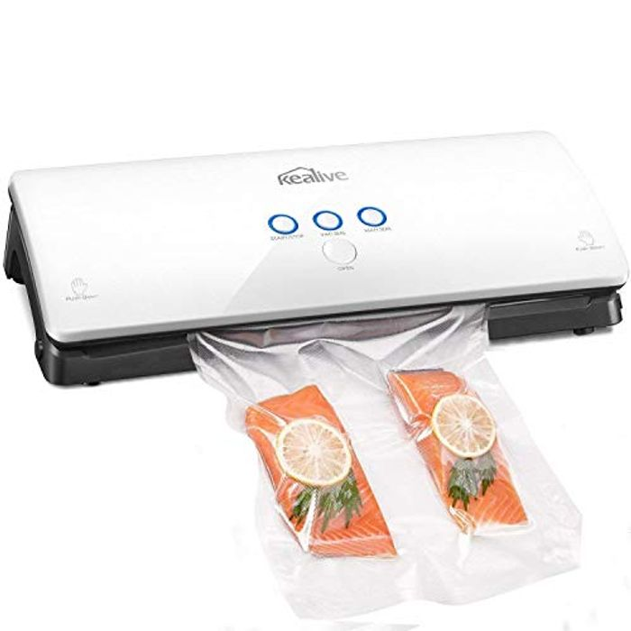 Lightning Deal- Vacuum Sealer Machine