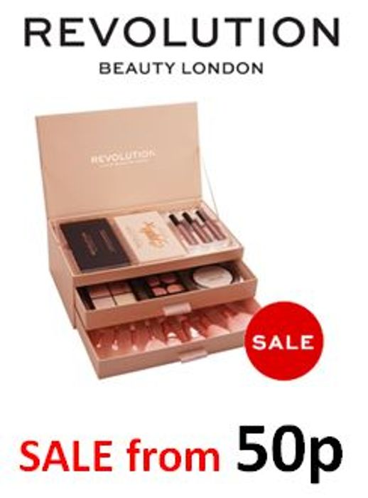 Revolution Beauty SALE....from 50p