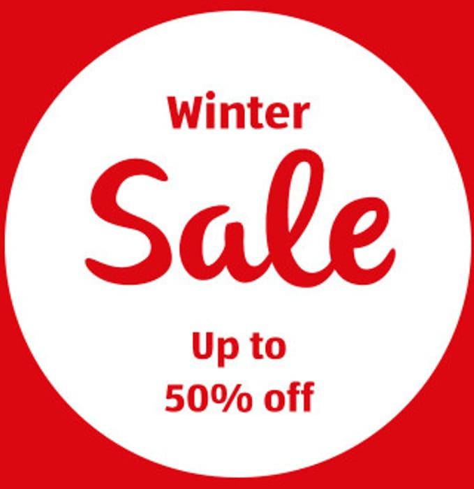 Aldi Online 50% off Sale