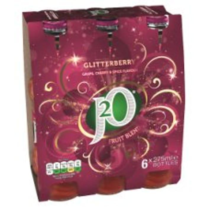 J20 Glitterberry 6X275ml