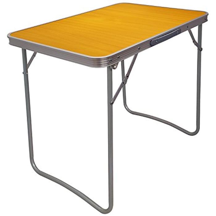 Handy Small Folding Table ***4.5 STARS***