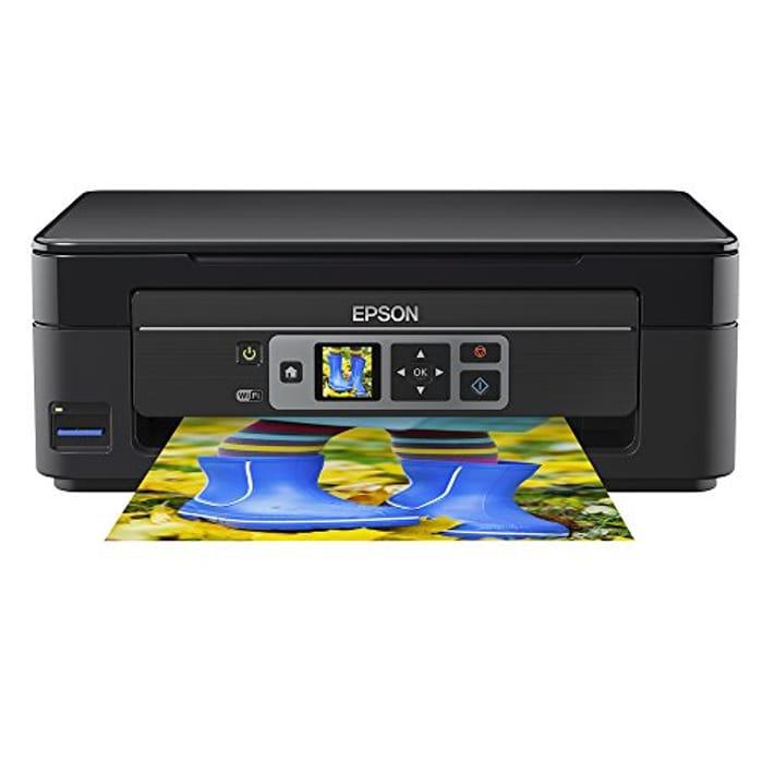 Epson Expression Home XP-352 Print/Scan/Copy Wi-Fi Printer