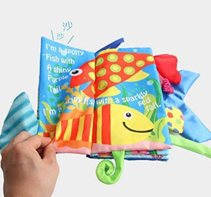 Cloth Books for Babies