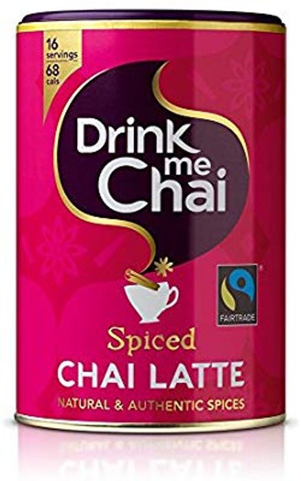 Drink Me Chai (Spiced / Vanilla)20%off Aldi