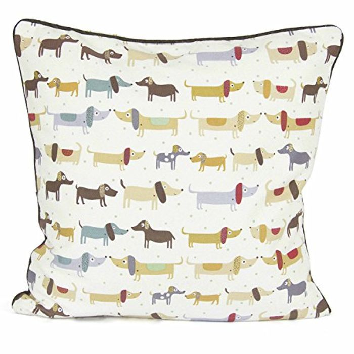 Sausage Dog Cushion Cover! £2.99 Inc Delivery