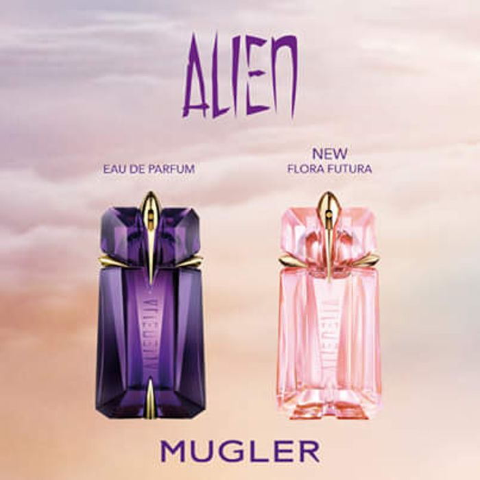 Free Thierry Mugler 'Alien' Perfume