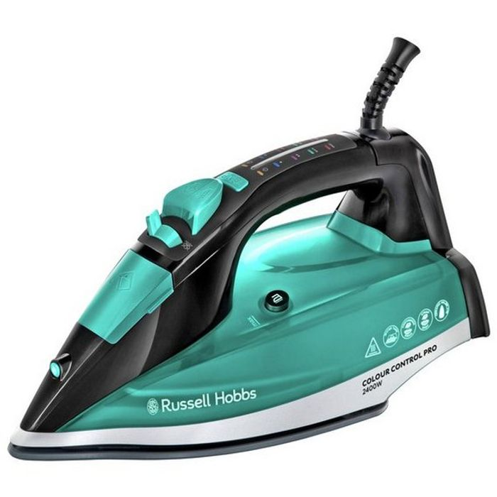 Russell Hobbs 22860 Colour Control Ultra Steam Iron Sale