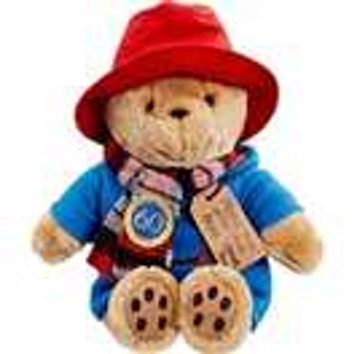 *HALF PRICE* Paddington Bear 60th Anniversary Padding with Scarf