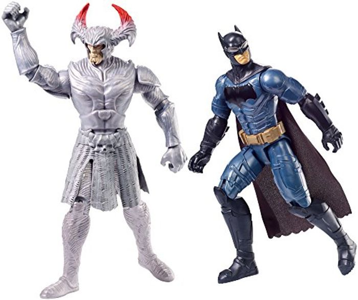 Justice League Action FGG85 Justice League Steppenwolf vs. Batman 2-Pack Figures