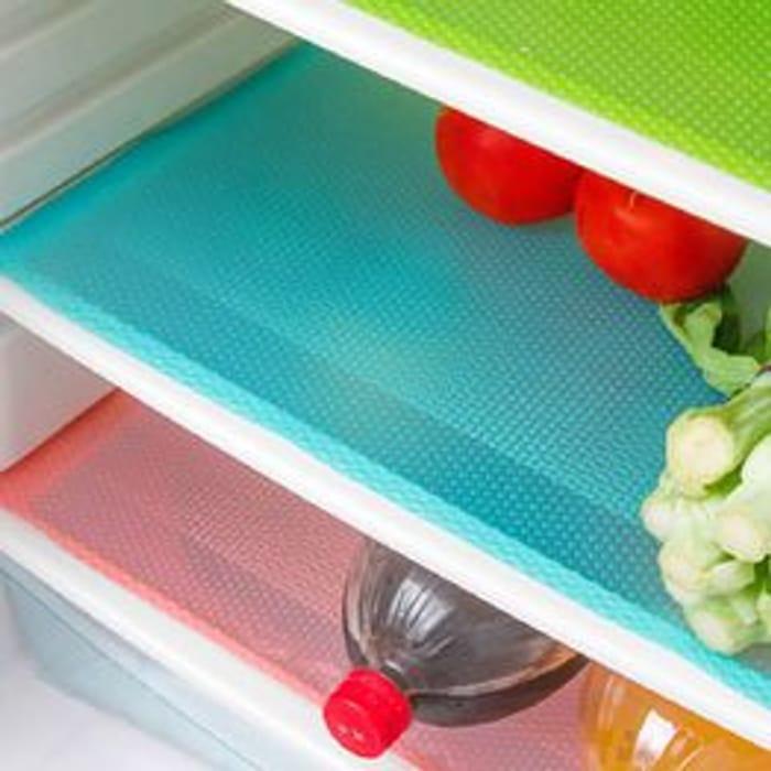 Refrigerator Pad Antibacterial Antifouling Mildew Moisture Absorption Pad
