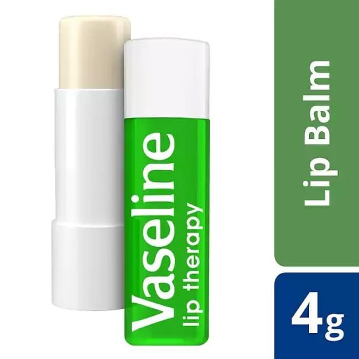 Vaseline Lip Therapy Aloe Lip Balm 4g
