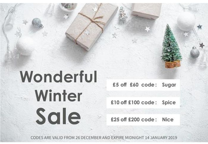 £25 off a £200 Spend