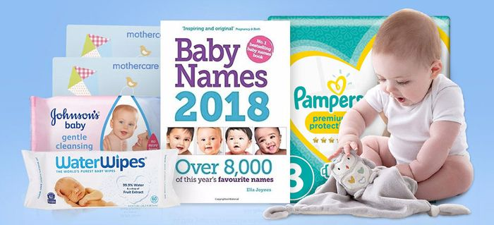 Free Baby Stuff worth £55