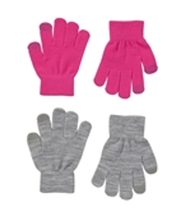 2-Pack Touch Screen Gloves