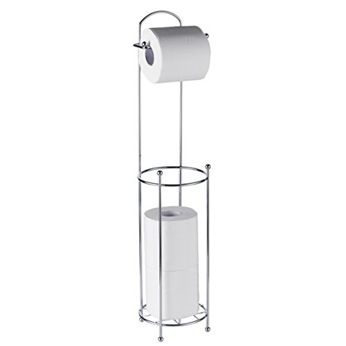 Stainless Steel Chrome Plated Toilet Paper Roll Holder