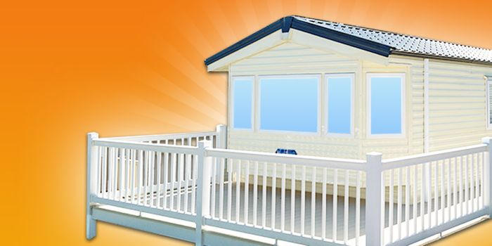 HOLIDAY HOME worth up to £40,000