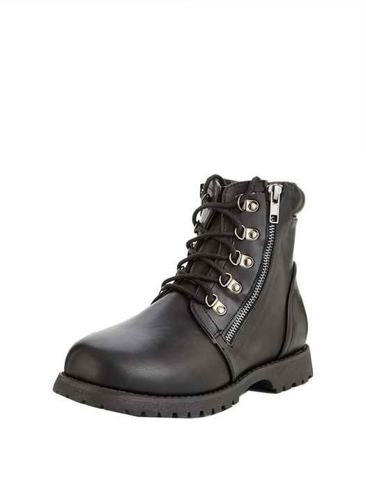 V by Very Baker Zip Worker Infant Boots