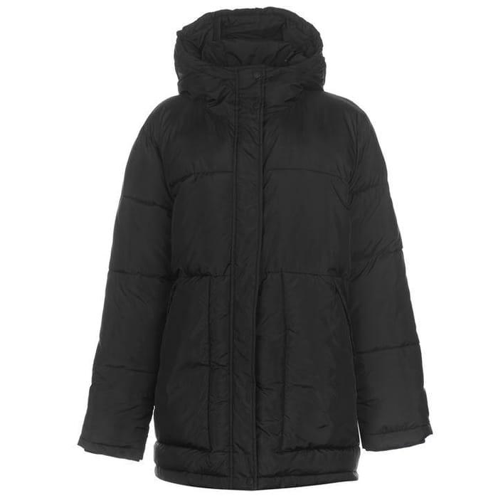 Everlast Hooded Padded Jacket Ladies