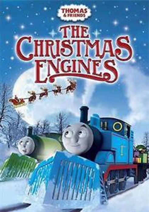 Thomas & Friends: The Christmas Engines DVD