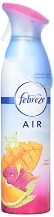 Febreze 300 Ml Fruity Tropics Air Freshener Spray - Pack of 6
