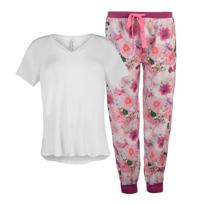 Full Circle Pyjama Set Ladies