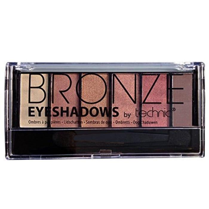 Technic Eye Shadows, Bronze