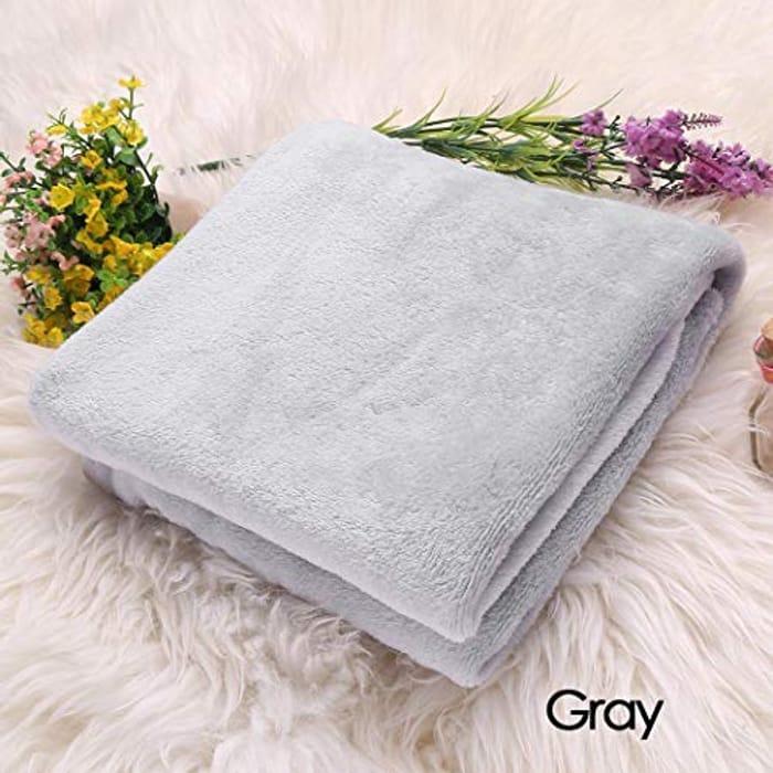 Flannel Blankets - Luxury Fleece Blankets