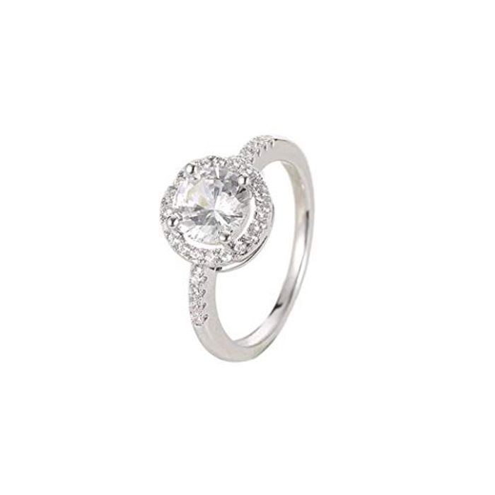 Women Fashion Casual Rhinestone Decoration Ring Knuckle Ring Rings