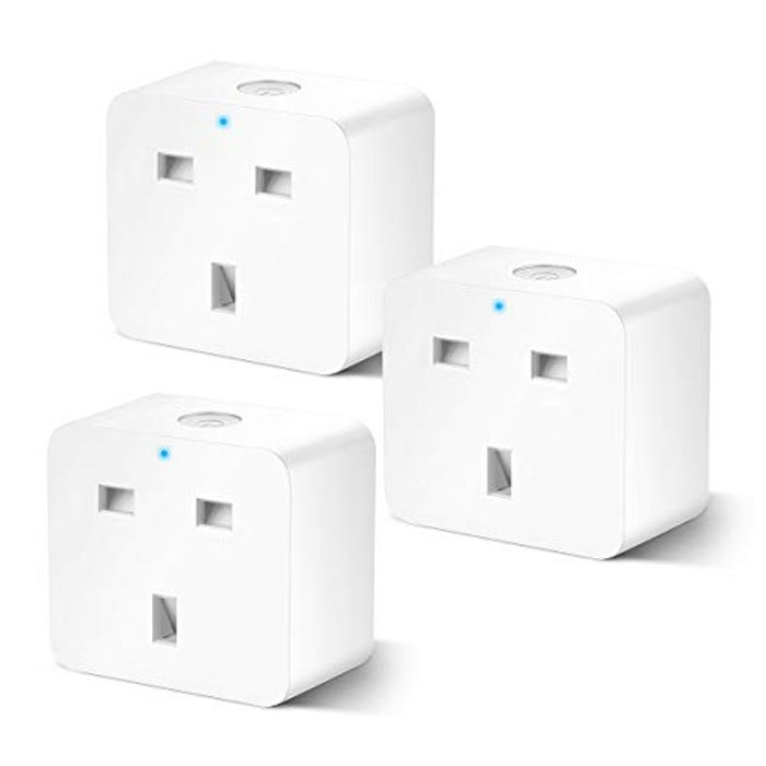 Alexa Smart Plug WiFi Outlet Smart Socket Compatible with Alexa, Google