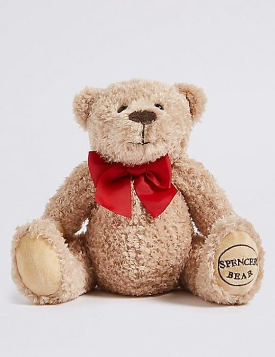 M&S Spencer Bear
