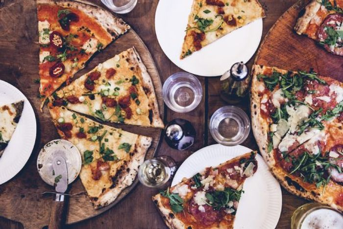 50% off Pizzas All Weekend at Homeslice, Central London