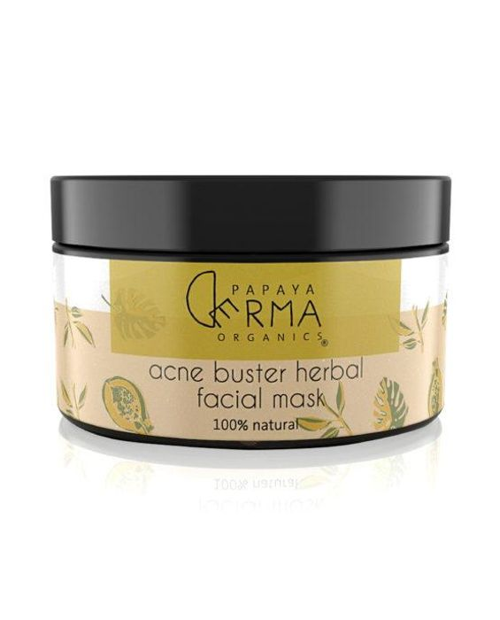 Acne Buster Herbal Facial Mask Sample