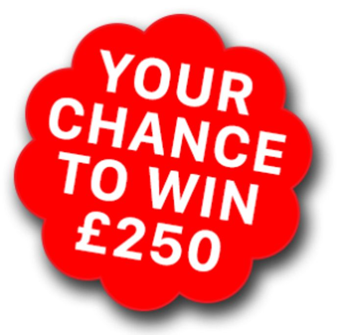 Free Tax Estimate - plus Win £250